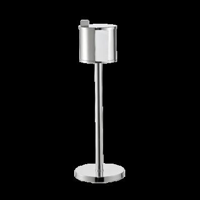 Papeleira de Piso Slim C/ Pedestal