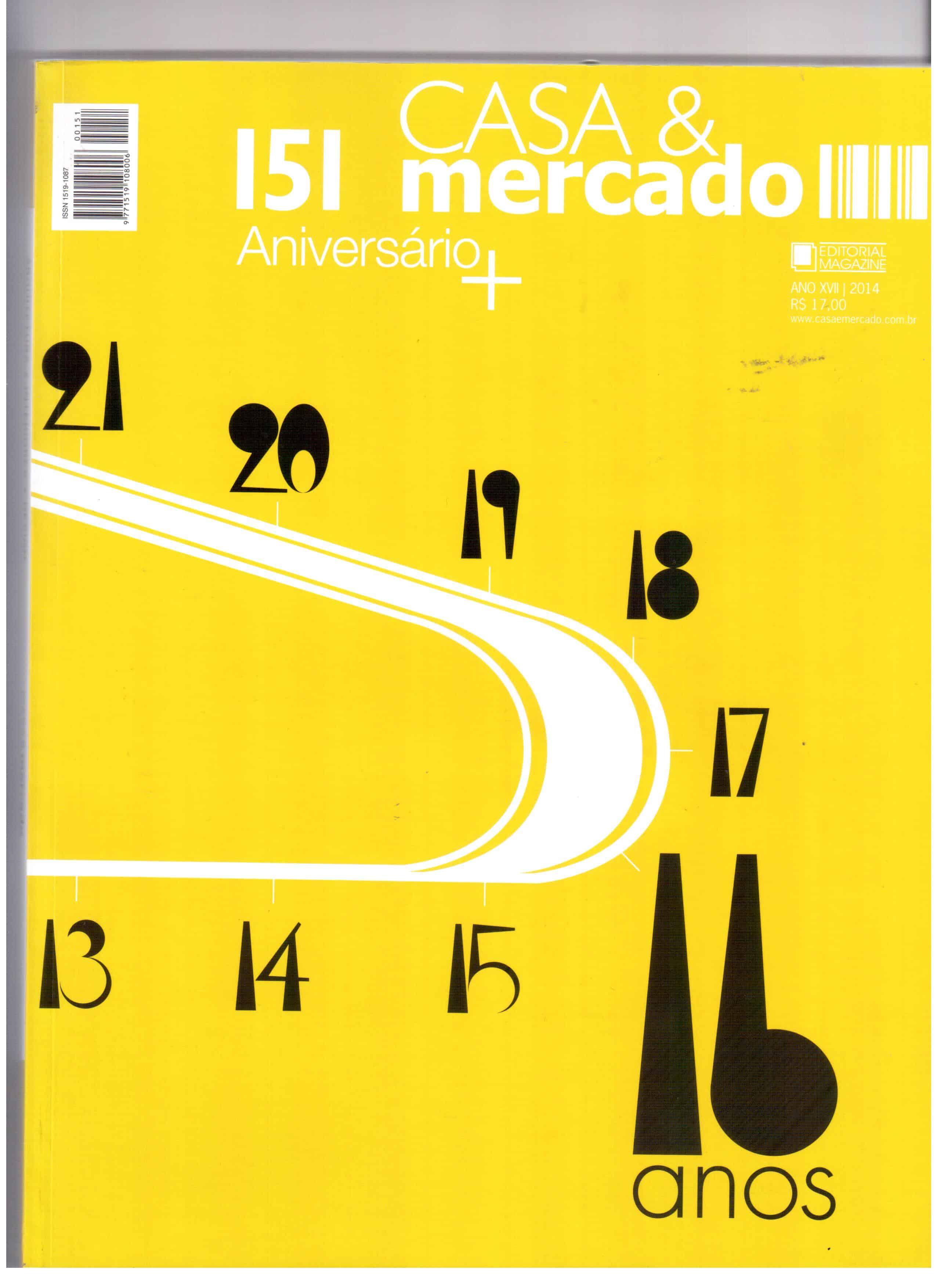 Imagem do produto Revista Casa & Mercado
