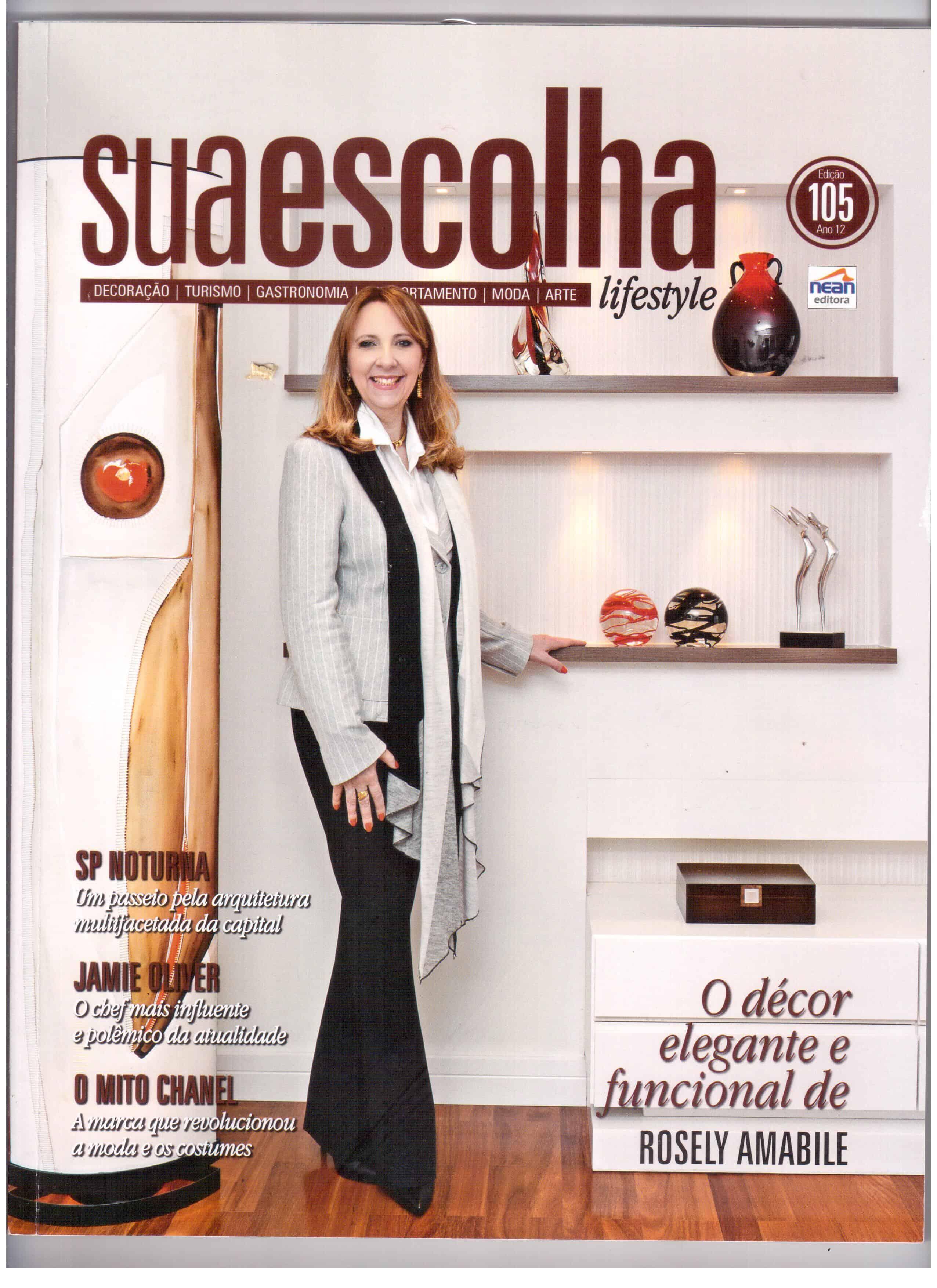Imagem do produto Revista Sua Escolha