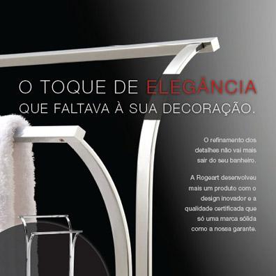 Rogeart na revista Casa Claudia Luxo